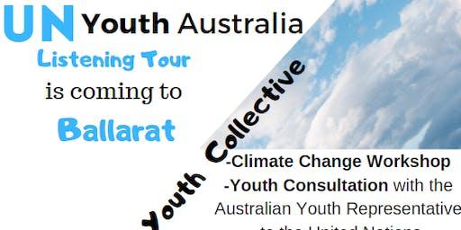 UN Youth Australia Listening Tour - Ballarat