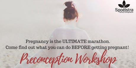 Preconception Workshop tickets