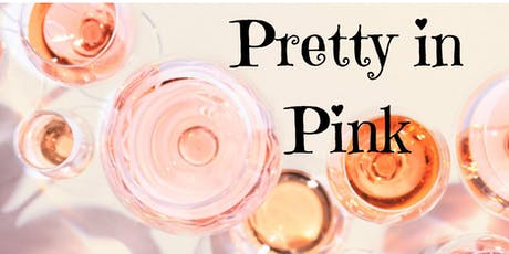Pretty in Pink Wine Tasting tickets