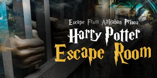 Escape from Azkaban Prison: Harry Potter Escape Room - Week 1 (Sold Out)