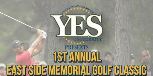1st Annual Eastside Memorial Golf Classic