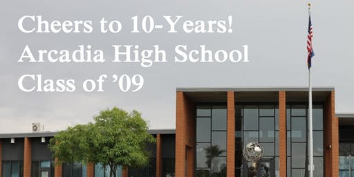 Class of 2009: Cheers to 10 Years!