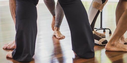 Oficina de dança Diversidade Dançada