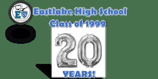 Eastlake High Class of 1999 Twenty Year Reunion