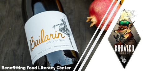 Bailarín & Bites benefitting Food Literacy Center tickets