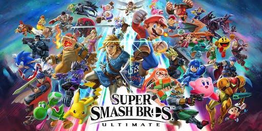 Super Smash-Bros Ultimate Tournament 07/19/19