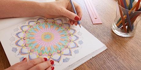 Colouring Calm - Tiaro Library tickets
