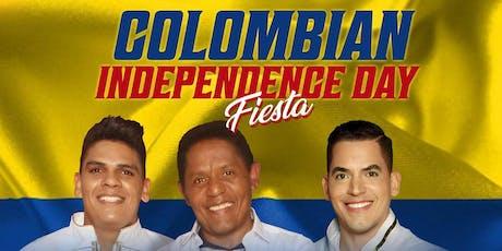 Colombian Independence Day Fiesta | Binomio de Oro en S.O.B.s NYC! tickets