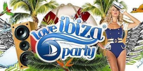 Love Ibiza Boat Party tickets