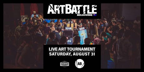 Art Battle Melbourne - 31 August, 2019 tickets