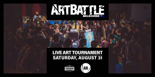 Art Battle Melbourne - 31 August, 2019