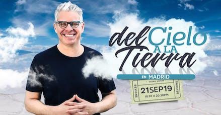 Del Cielo a La Tierra - Bevione en Madrid entradas