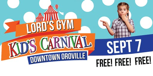 LORD'S GYM KIDS CARNIVAL 2019