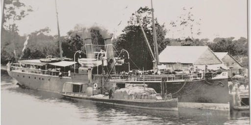FREE lunchtime local heritage talk - Shipping in the Shoalhaven