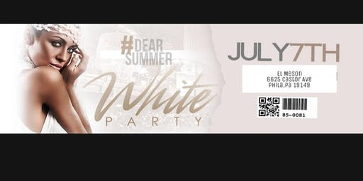 Rhythm & Brunch All White Brunch/Day Party