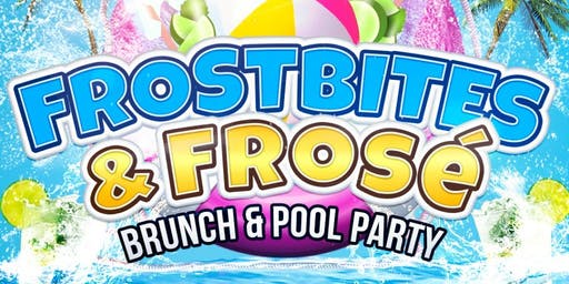 Frostbites & Frosé: Brunch & Pool Party