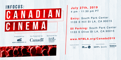 NewFilmmakers Los Angeles (NFMLA) Film Festival - July 27th, 2019 tickets