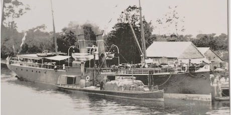 FREE lunchtime local heritage talk-Shipping in the Shoalhaven tickets