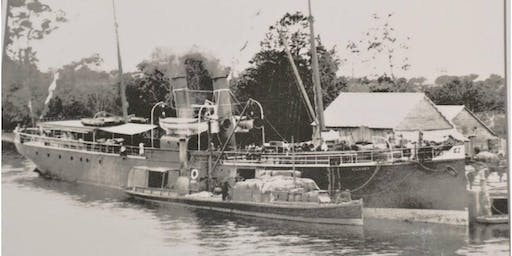 FREE lunchtime local heritage talk-Shipping in the Shoalhaven