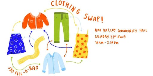 Clothing Swap Fundraiser!