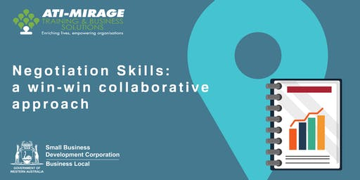 Negotiation Skills Free Workshop for Small Businesses