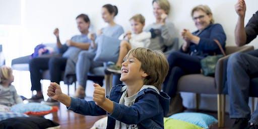 Contando e Cantando Histórias, com Grupo Teatro Ateliê