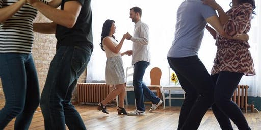 Partner Dancing Bachata & Sexy Hip Hop