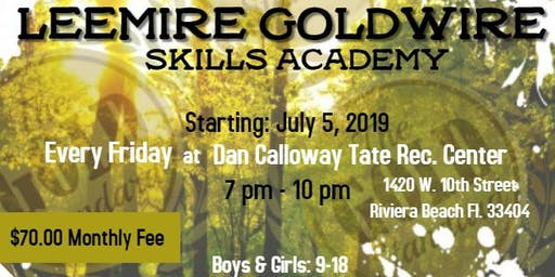 The Leemire Goldwire Basketball Skills Academy