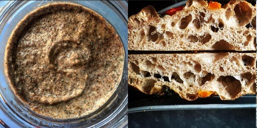 How to Create a Sourdough Culture / How to Make a Sourdough Bread at Home 2