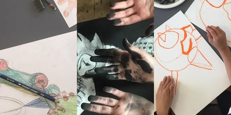 Unleash Your Creativity | Art Workshops | 6 - 8 year olds tickets