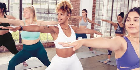 FREE Yoga class with Mila @Fabletics Legacy West  tickets