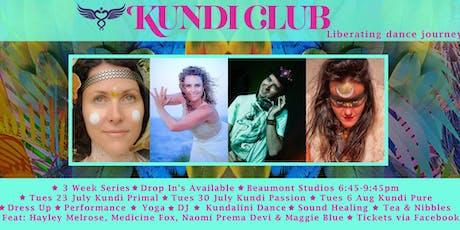 Kundi Club - Liberating Dance Journeys tickets