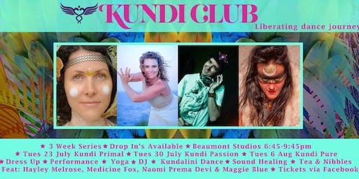 Kundi Club - Liberating Dance Journeys