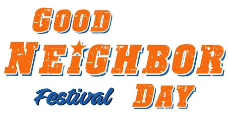 Good Neighbor Day Festival tickets