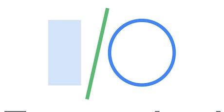 Google I/O Extended 2019 tickets