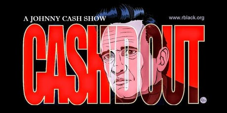 Cash'd Out - Johnny Cash Tribute Band at TAK Music Venue tickets