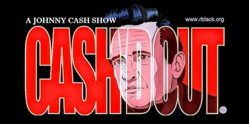 Cash'd Out - Johnny Cash Tribute Band at TAK Music Venue