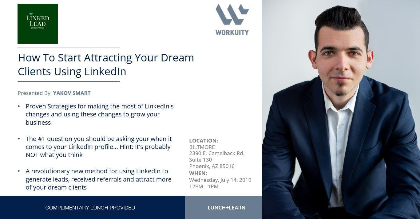 How To Start Attracting Your Dream Clients Using LinkedIn