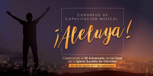 ¡Aleluya! Congreso de Capacitación Musical Ministerial