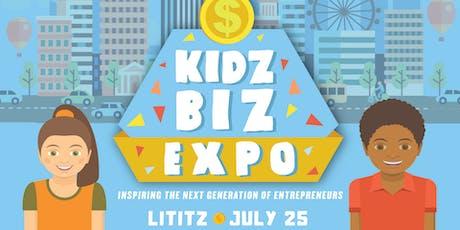 Kidz Biz Expo tickets