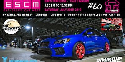 Eat, Sleep, Car Meet   60th Meet Celebration