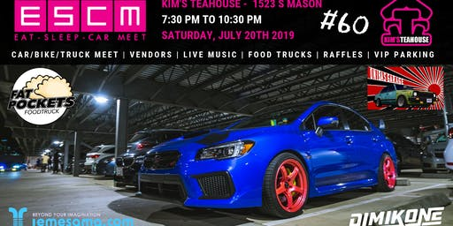 Eat, Sleep, Car Meet | 60th Meet Celebration