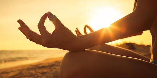 Breathwork Meditation w/Gong healing