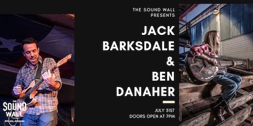 Jack Barksdale & Ben Danaher | July 31, 2019