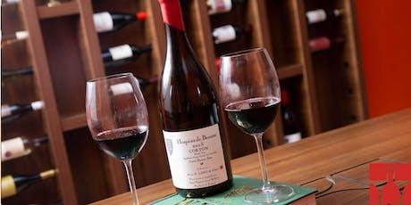 Curso de iniciação ao mundo do vinho  ingressos