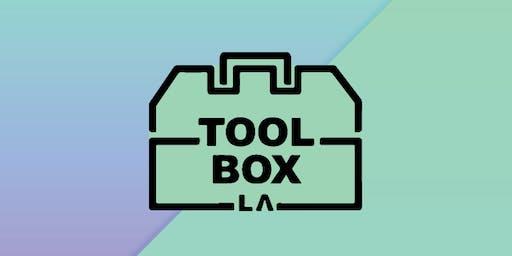 First Fridays at Toolbox LA: September 2019