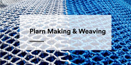 Plarn Making and Weaving Workshops