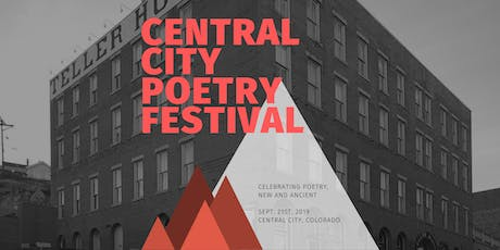 Central City Poetry Festival tickets