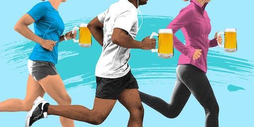 Pineapple Express 5k Fun Run/Walk Presented by 50 West Brewery & The CI