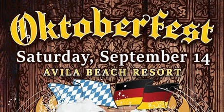 3rd Annual Avila Beach Oktoberfest tickets